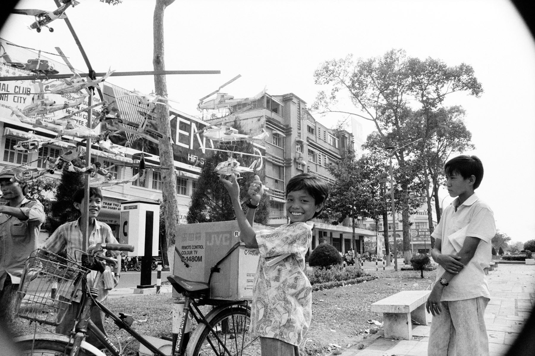 HELICOPTERSHo Chi Minh City1992