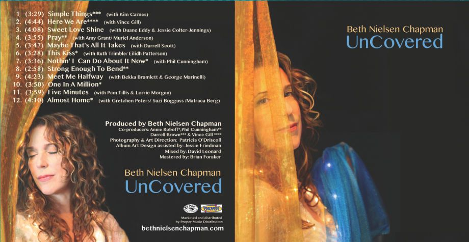 Beth Nielsen Chapman UnCovered