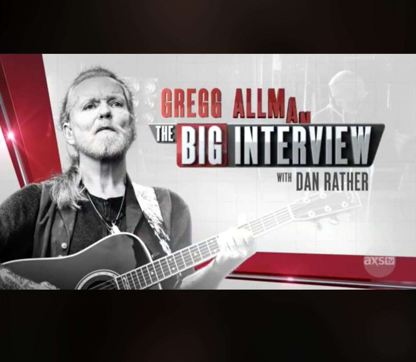 AXS TV The Big Interview