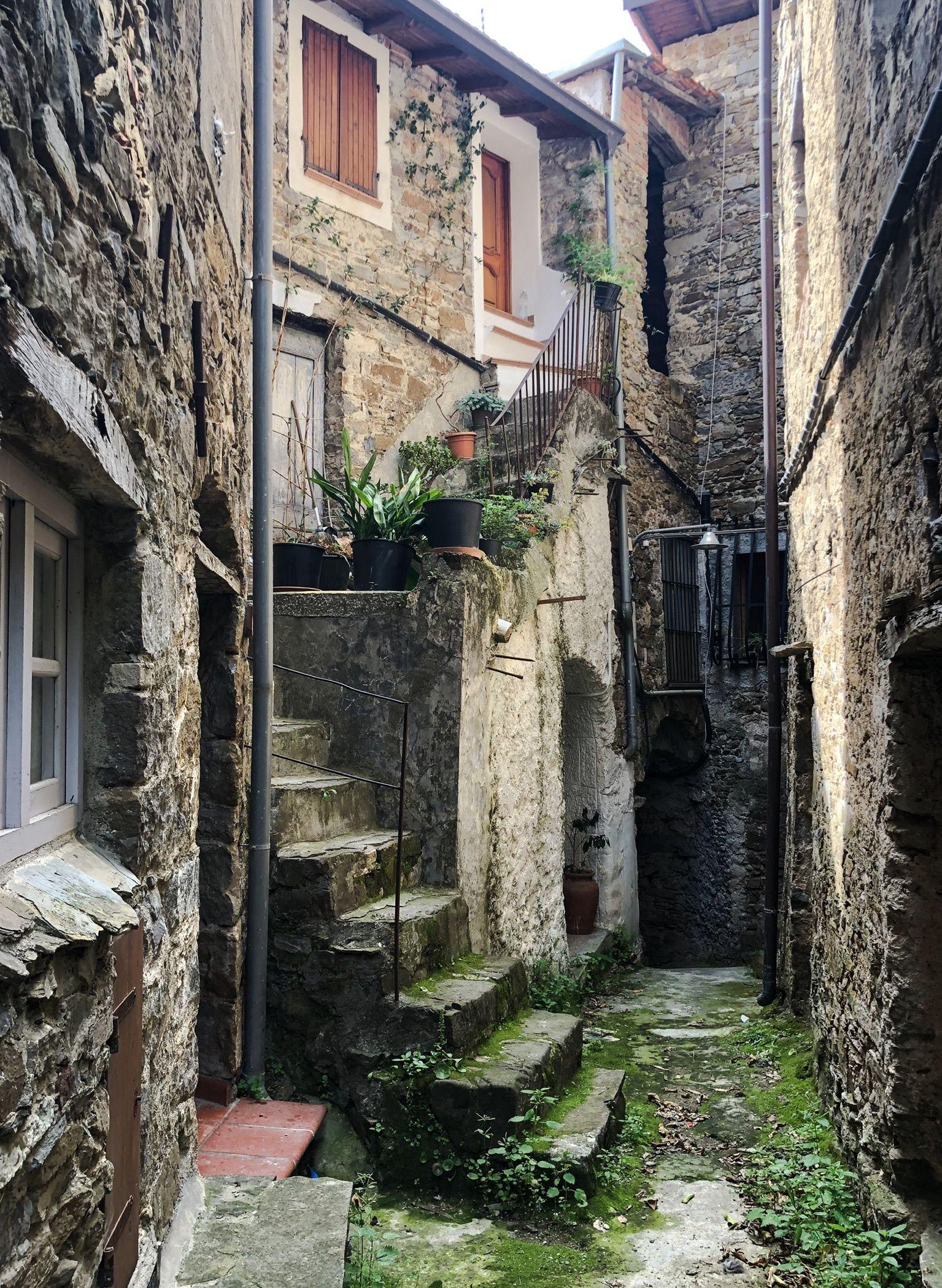 Apricale village