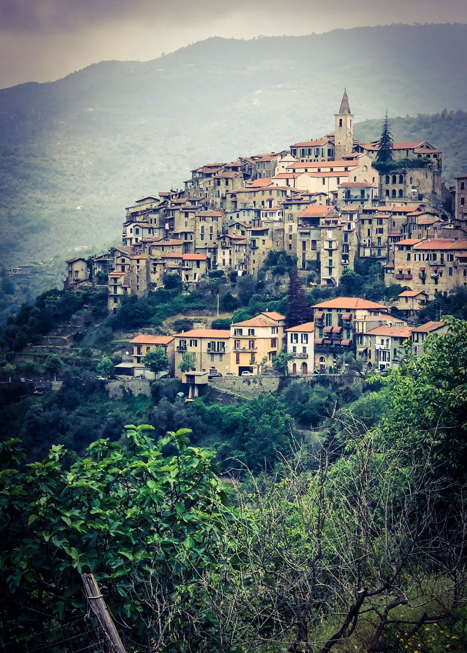 Village of Apricale