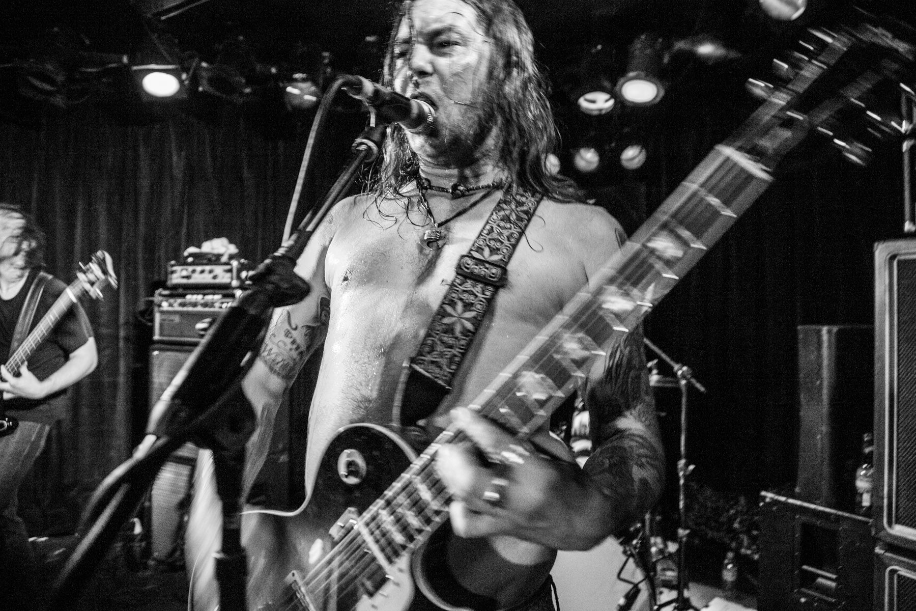 High On Fire - 2011 - Hollywood, CA