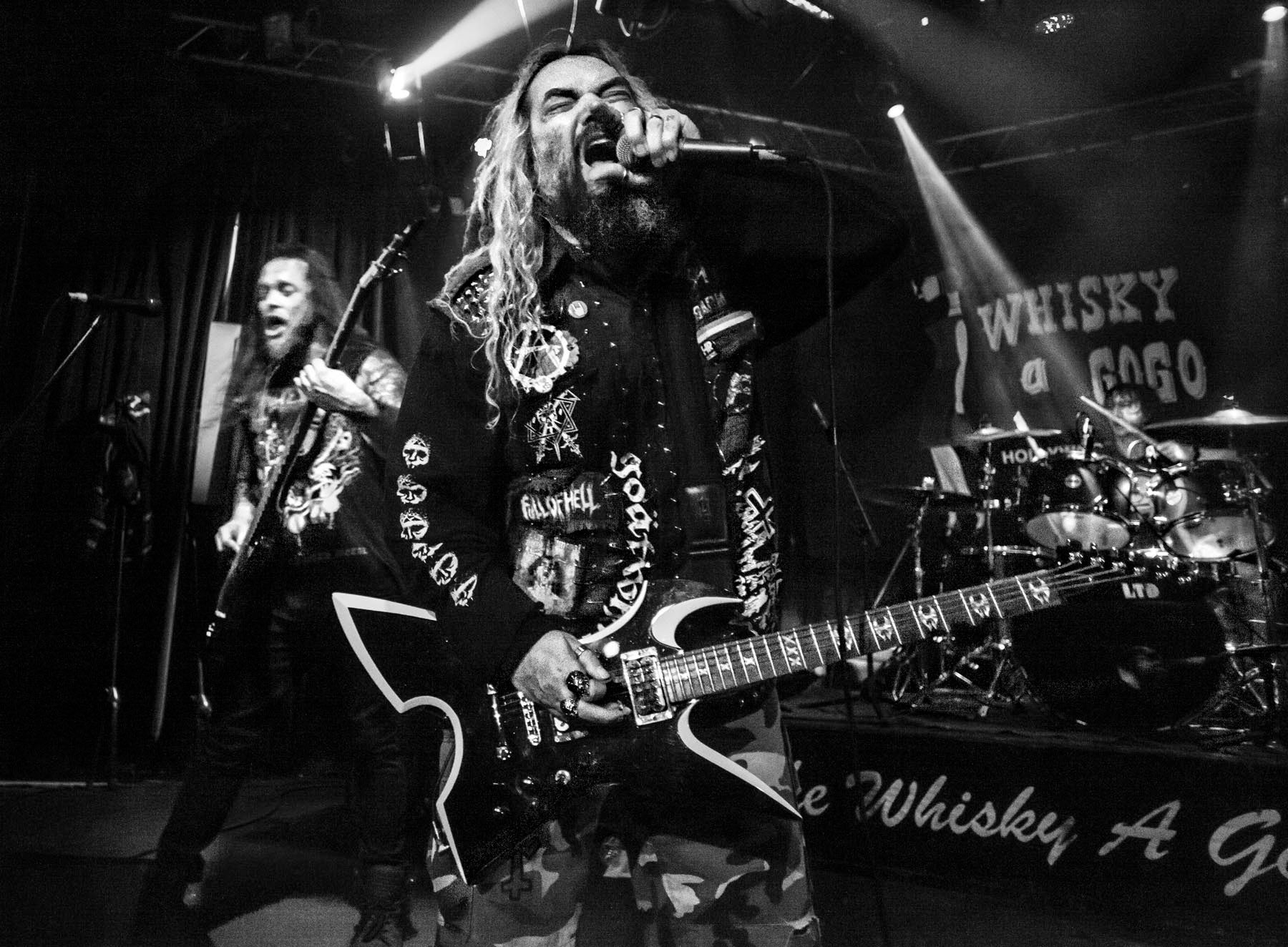 Soulfly - 2016 - Hollywood, CA