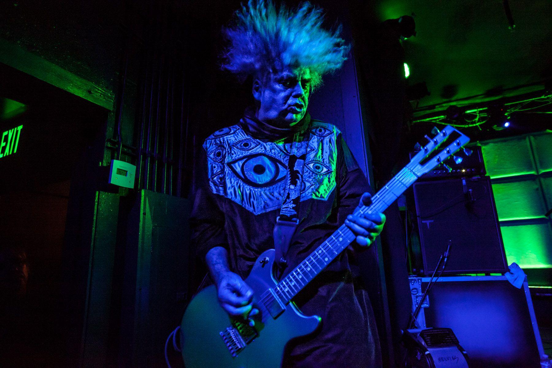Melvins - 2015 - Los Angeles, CA