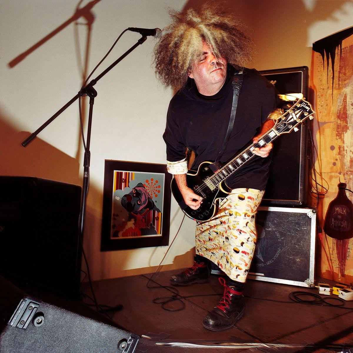 Melvins - (Buzz Osborne) - 2006 - Minneapolis, MN