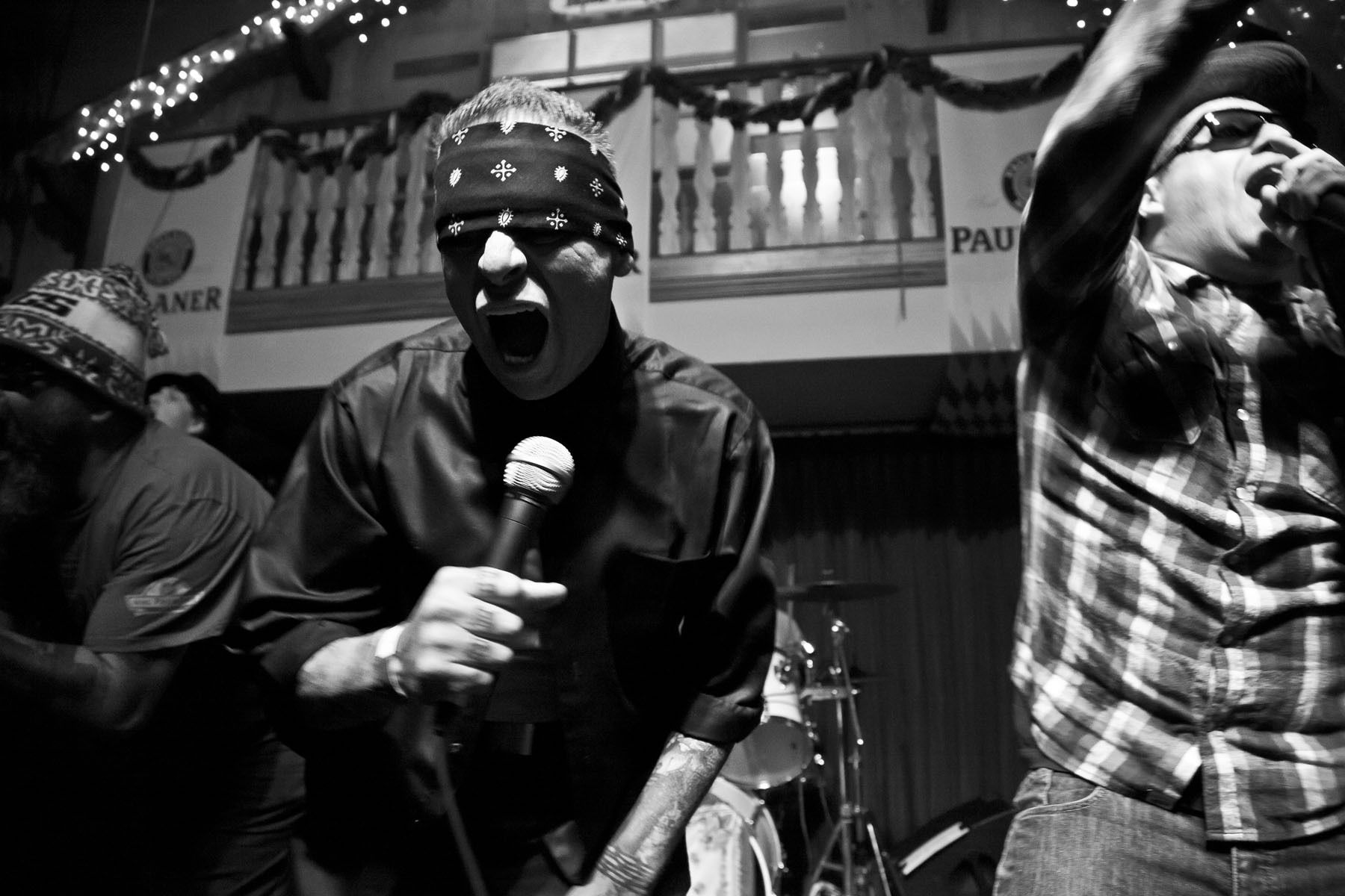 Manic Hispanic - 2009 - Torrance, CA