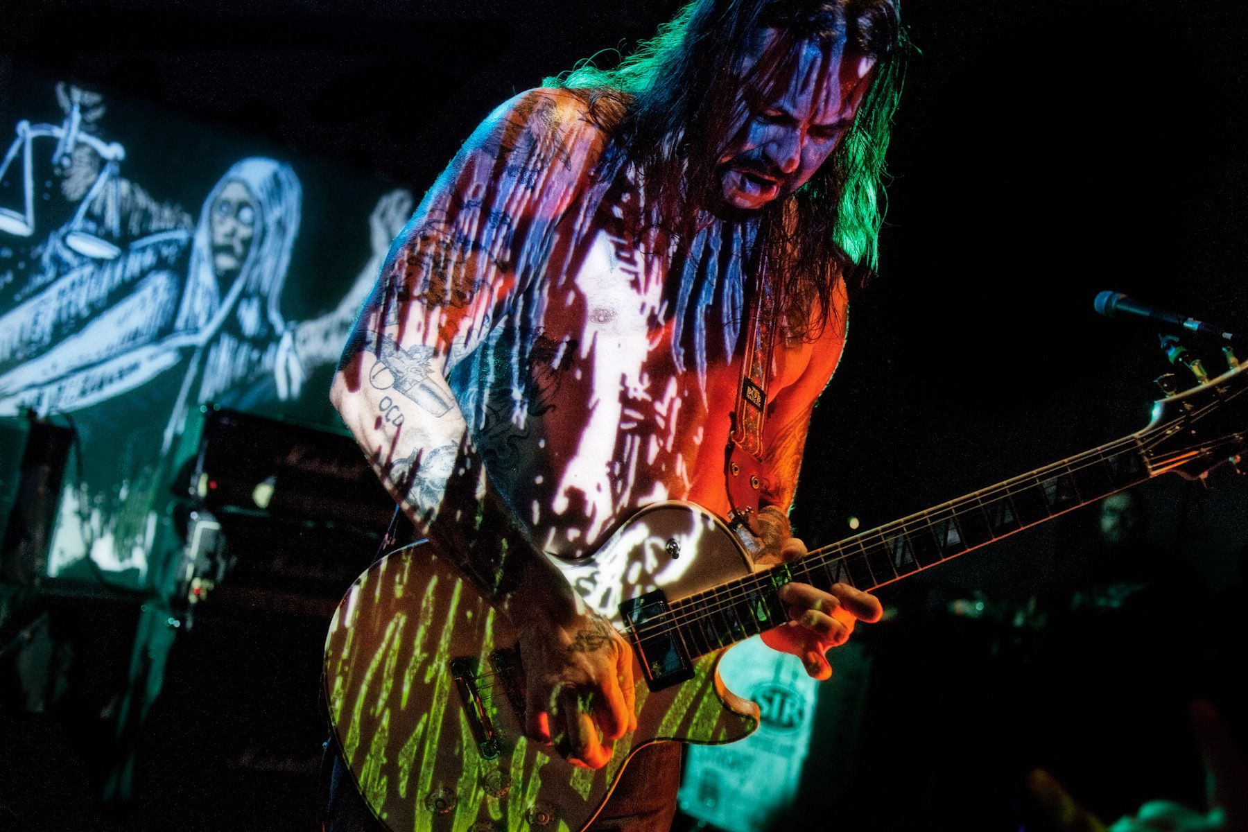 HIGH ON FIRE - Los Angeles - 2014