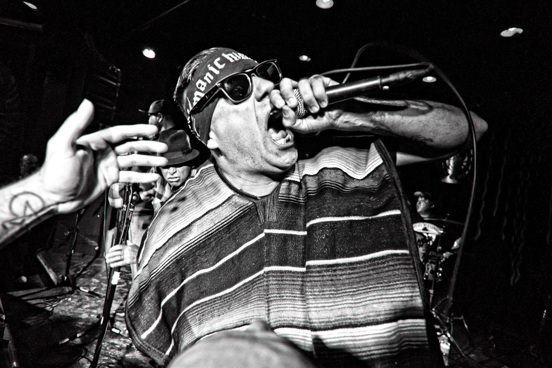 Manic Hispanic - 2015 - Long Beach, CA