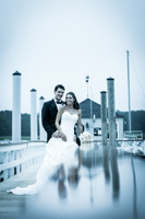 Dock, Yachts and Brides!