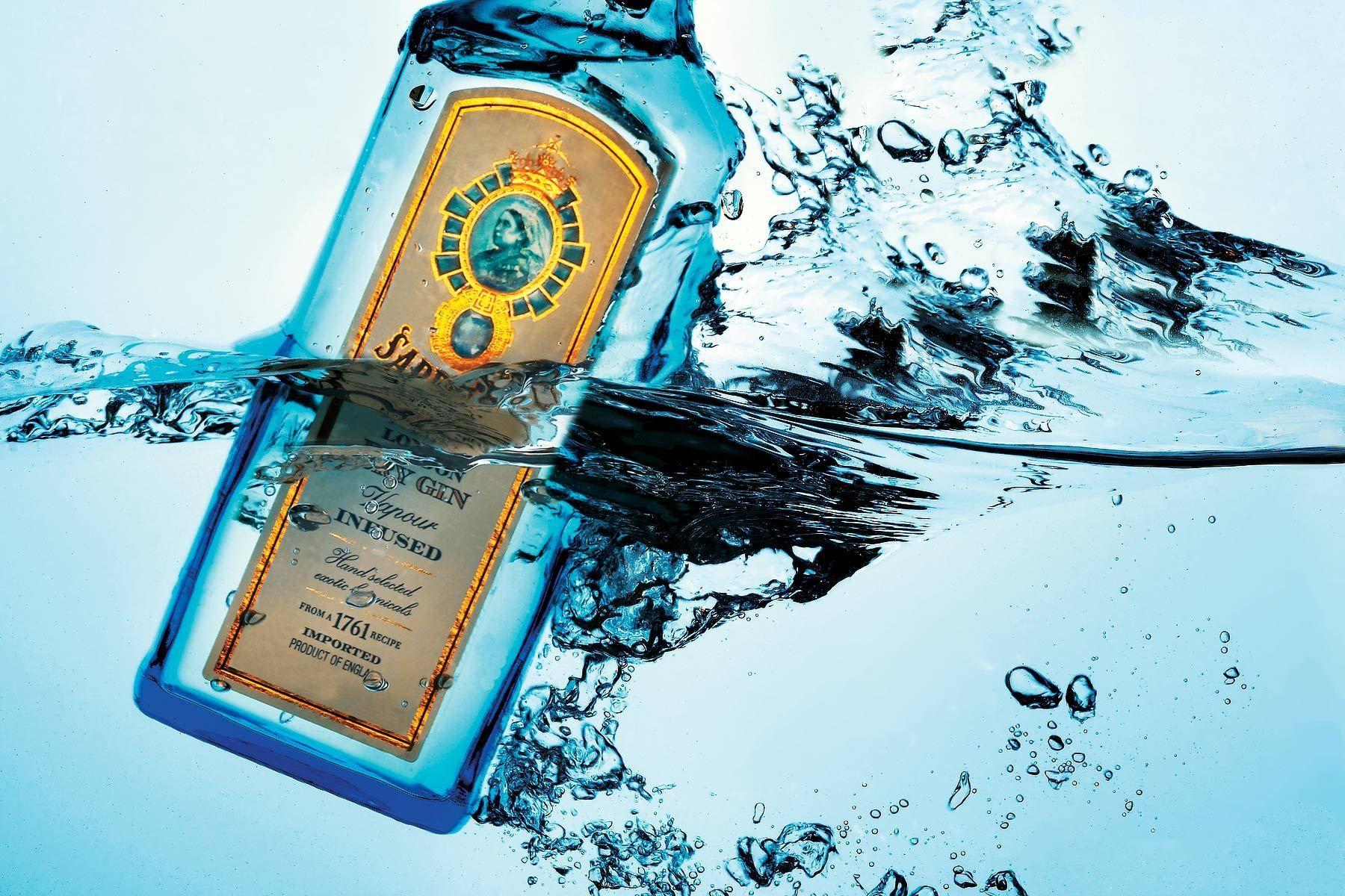 Gin Splash