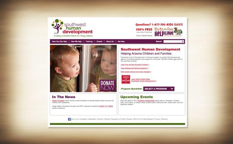 Website - Southwest Human Development