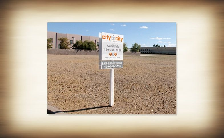 City to City Commercial property signage