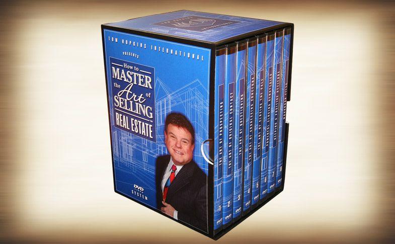 Sales Training DVD Pack - Tom Hopkins International