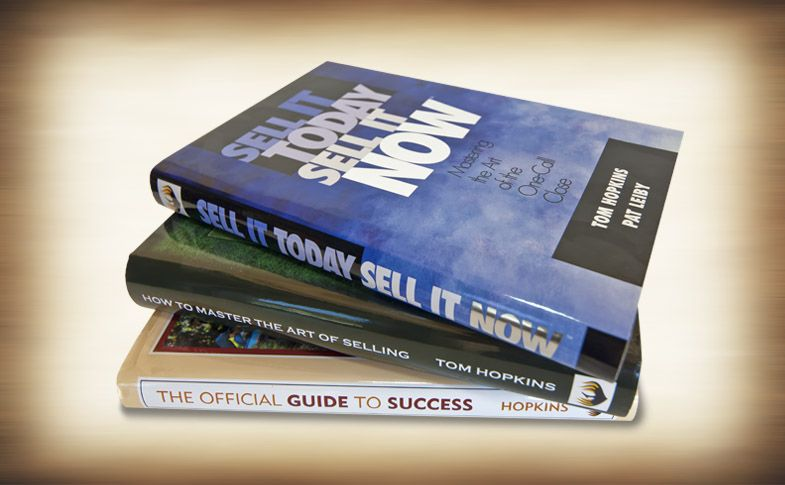 Sales Training Books - Tom Hopkins International