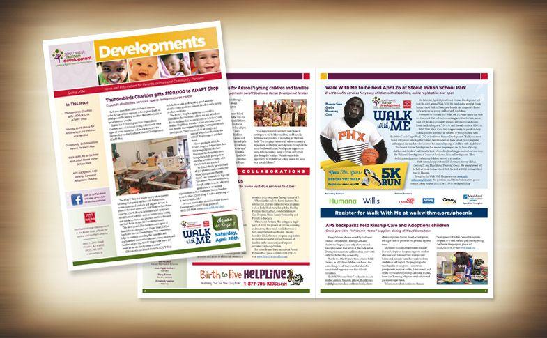 Newsletter for Southwest Human Development