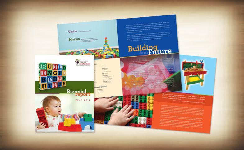 Biennial Report for Southwest Human Development