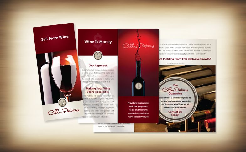 Sales brochure for Cellar Partners