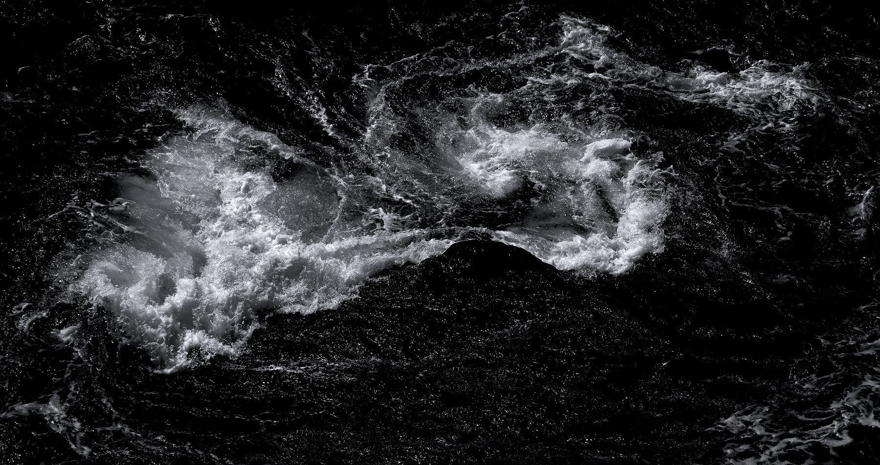 Wave Nebulae #18 ©2020 L. Aviva Diamond