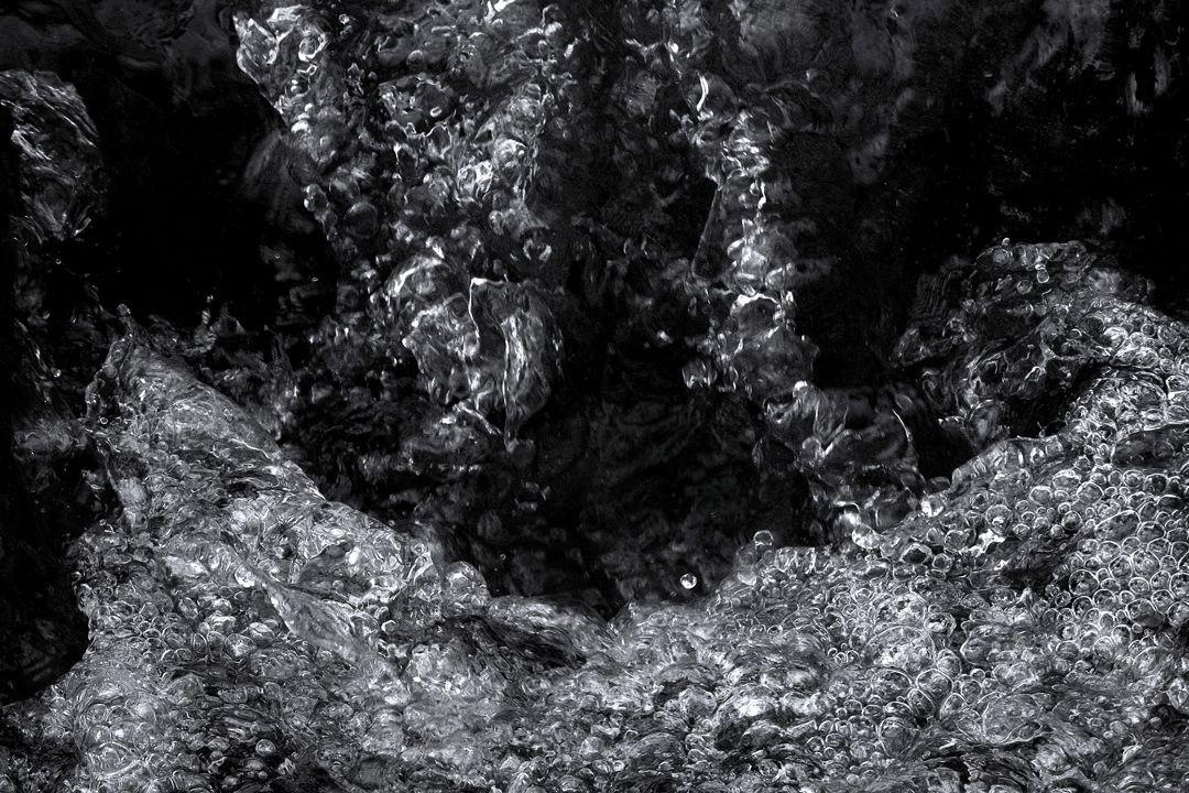 Light Stream Series 3 #14 ©2018 L. Aviva Diamond