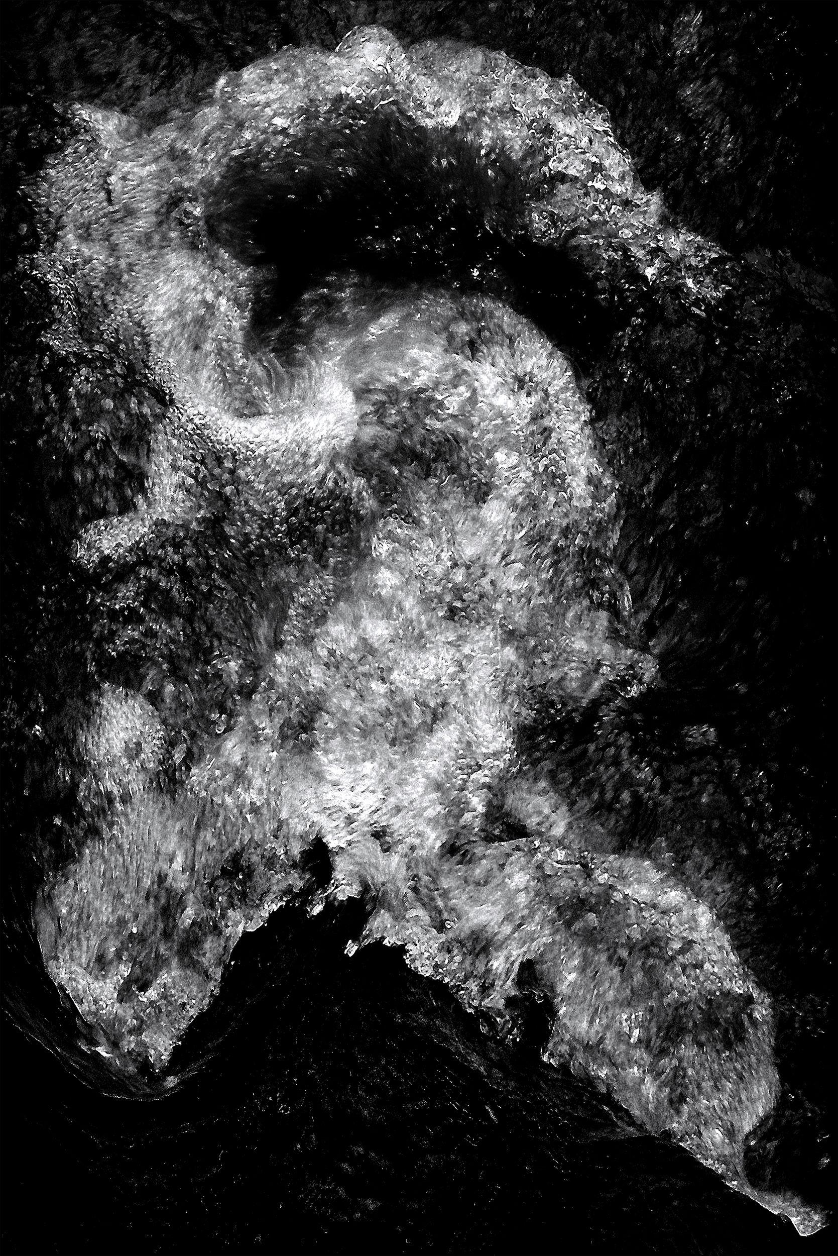 Light Stream Series 3 #7 (revised) ©2020 L. Aviva Diamond