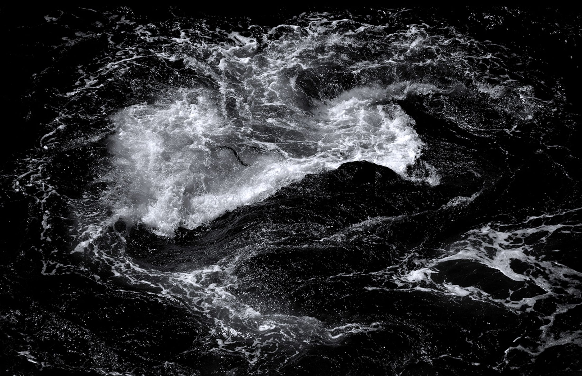 Wave Nebulae #19 ©2020 L. Aviva Diamond