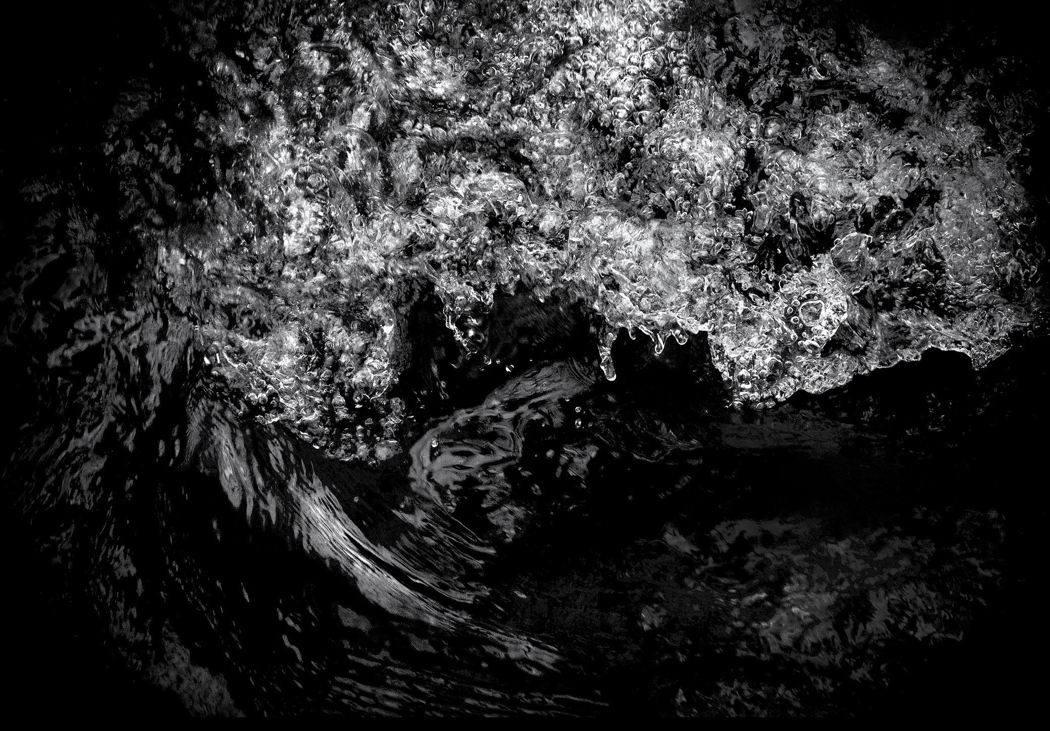 Light Stream Series 3 #9 ©2018 L. Aviva Diamond