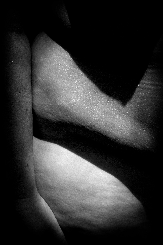 Torso with Breast Shadow  ©2019 L. Aviva Diamond