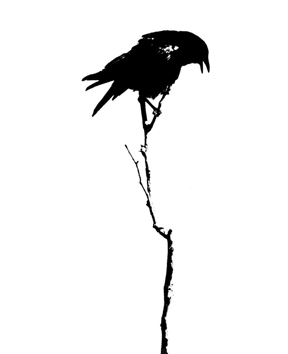 Bird Series #2 ©2013 L. Aviva Diamond