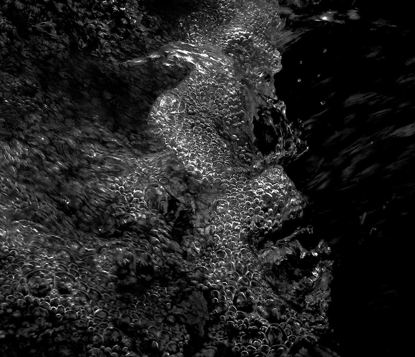 Light Stream Series 1 #4 ©2015 L. Aviva Diamond