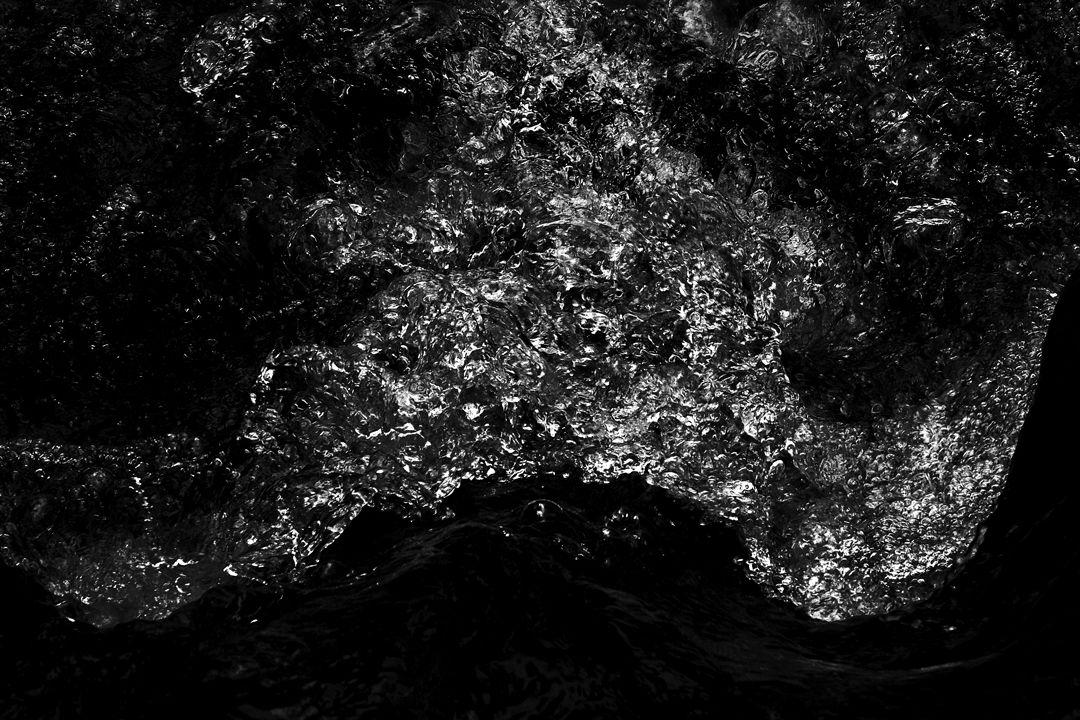 Light Stream Series 3 #11 ©2018 L. Aviva Diamond