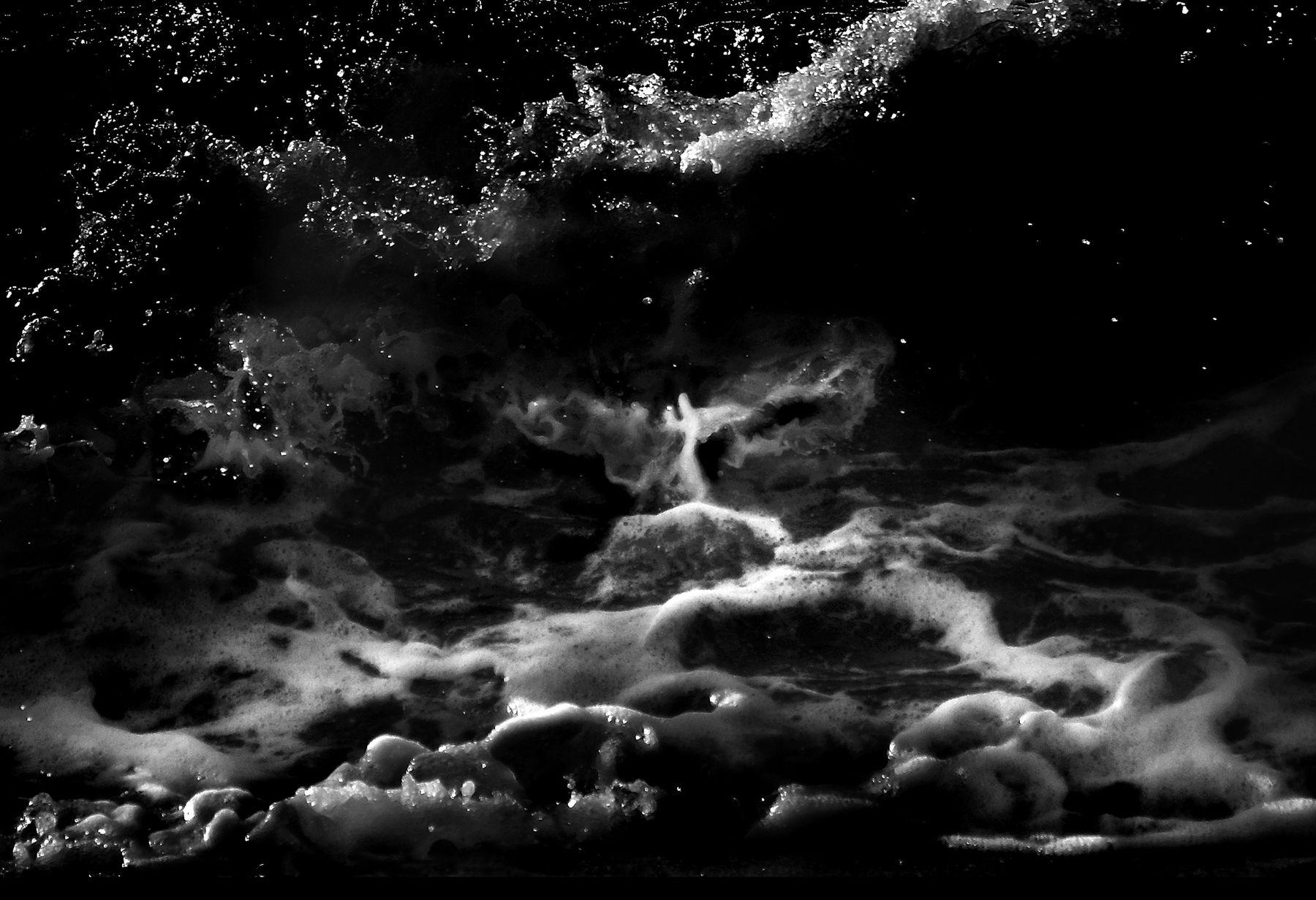 Wave Nebulae #16 ©2015 L. Aviva Diamond