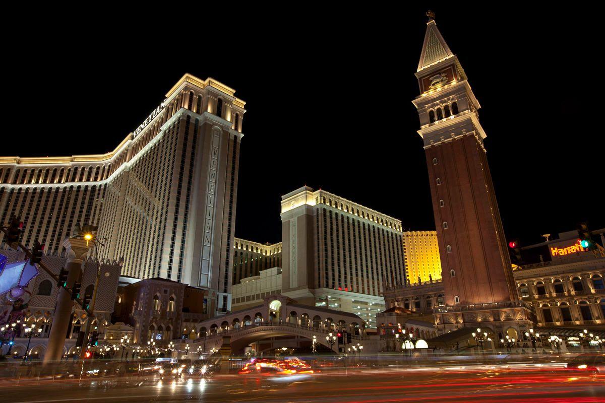 Venetian Macro, Las Vegas