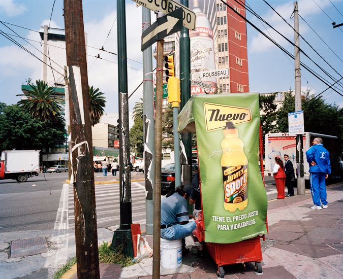 Mexico City, 2007