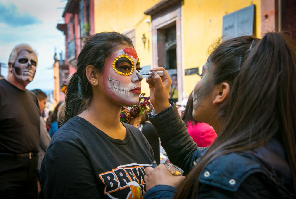 Day of the Dead, San Miguel de Allende, Mexico