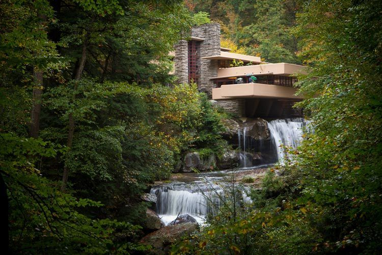 Fallingwater, Mill Run, PA
