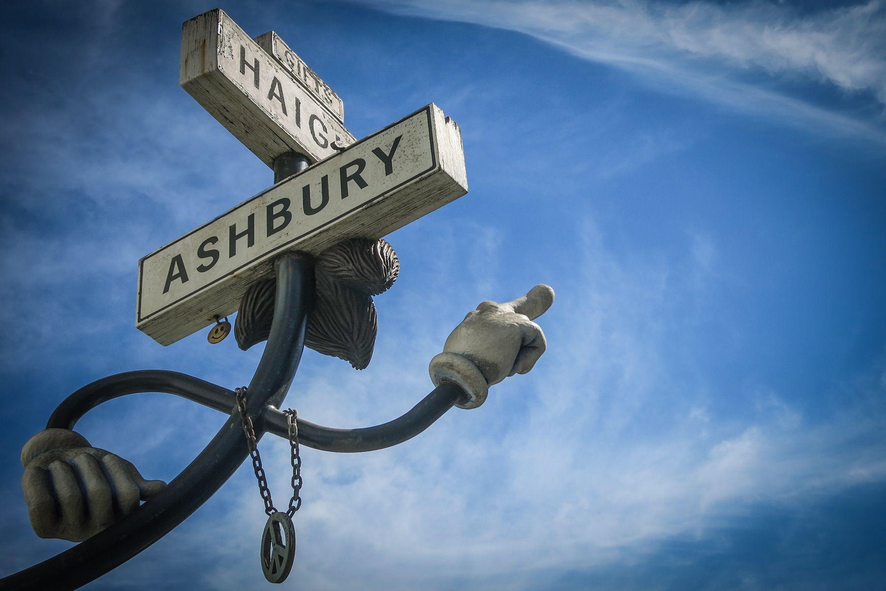 Haight Ashury, CA