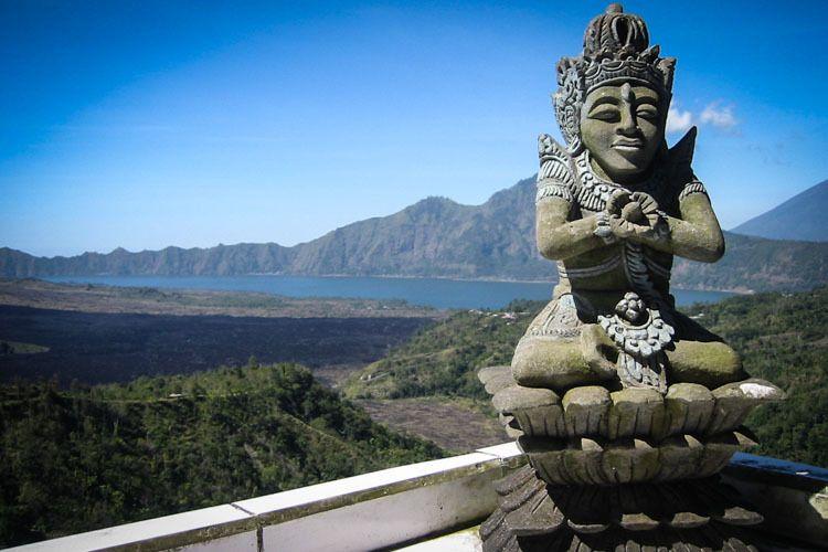 Mt Batur, Bali, Indonesia