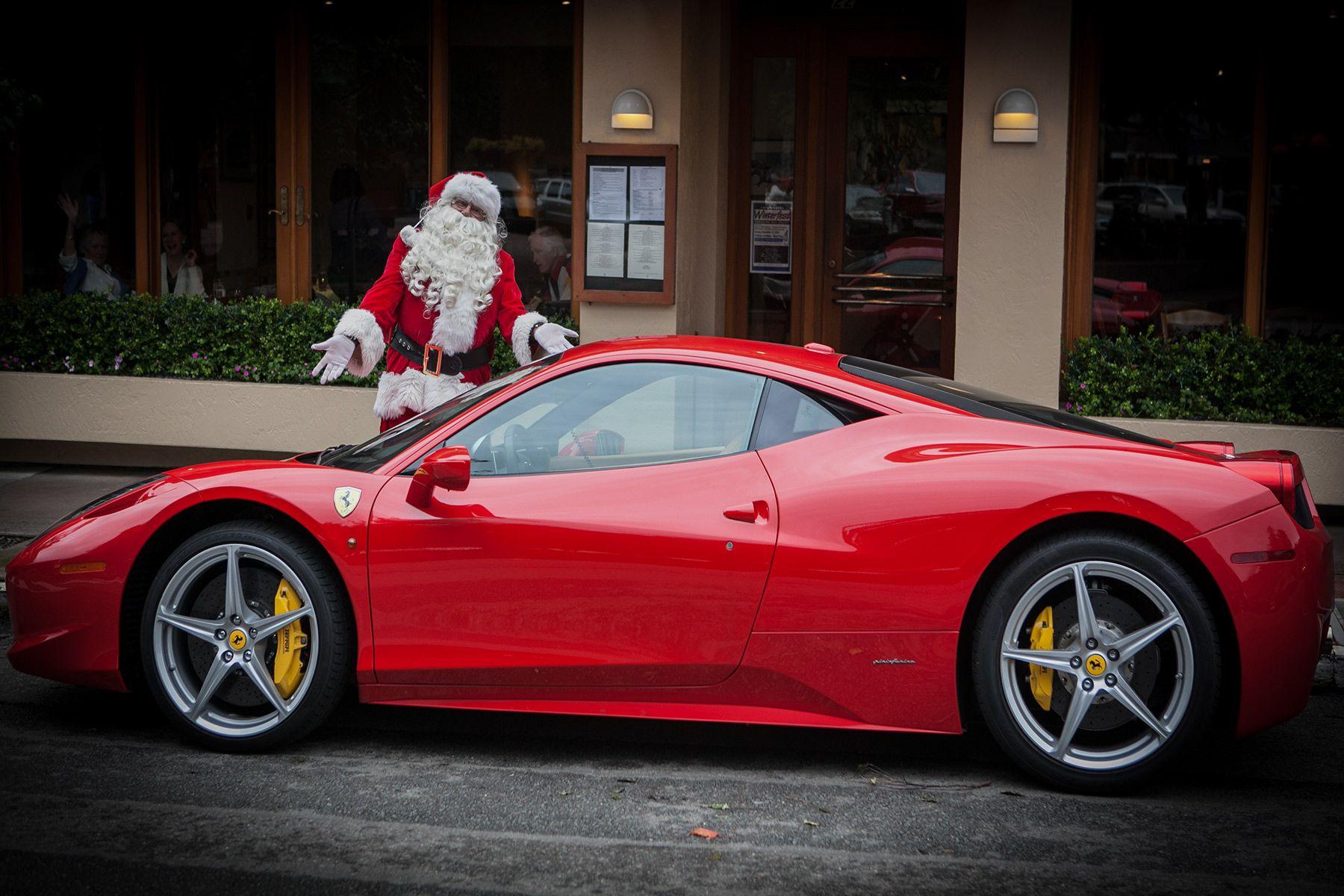 Santa Ferrari