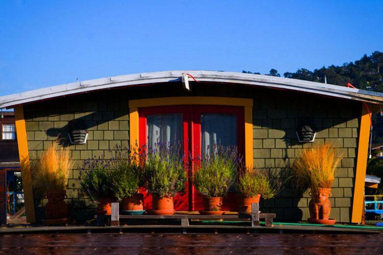 Houseboat, Sausalito, CA