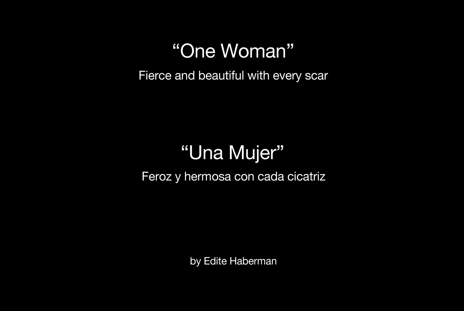 0.One Woman_Title_Frame.jpg