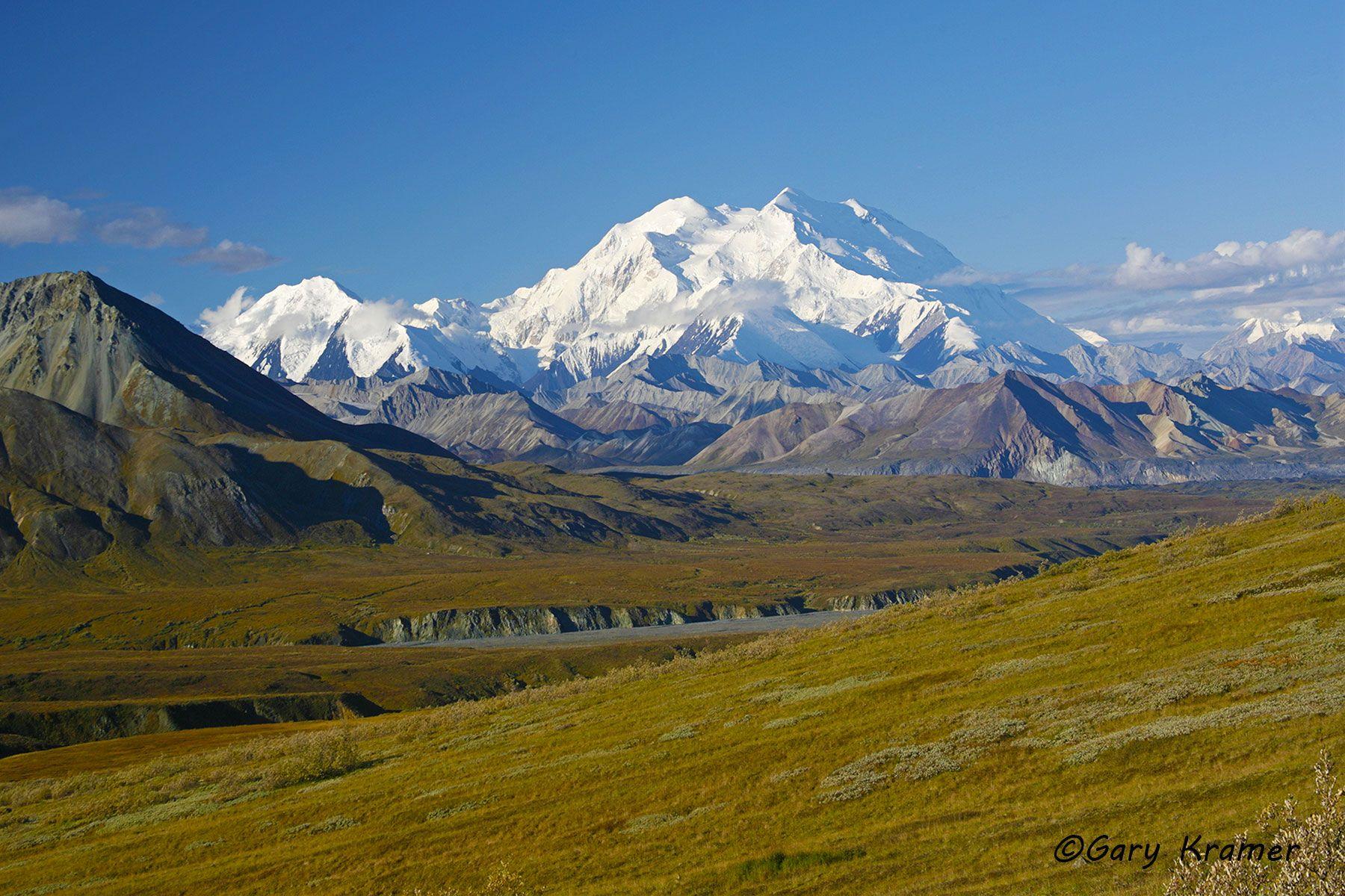 Mt. McKinley, Denali National Park, Alaska - NSAM#062d