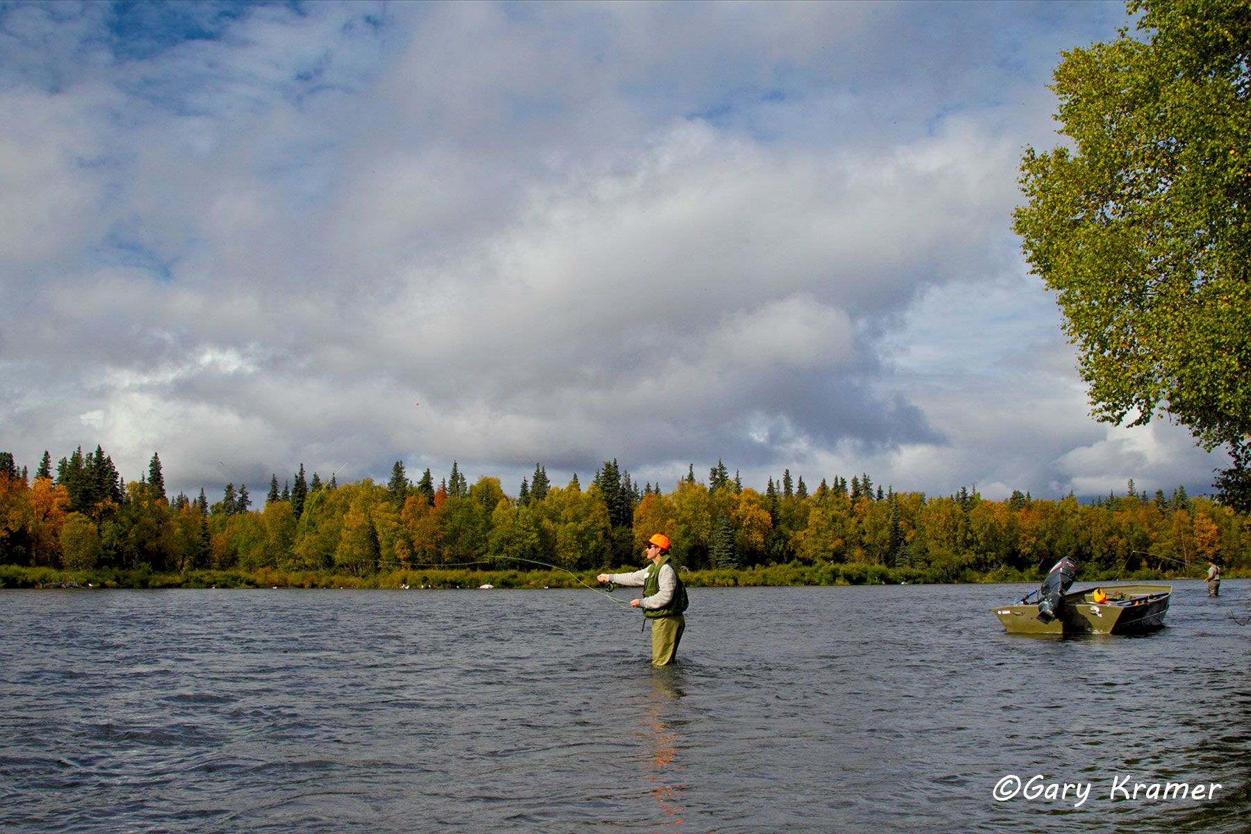 Flyfishing for Trout - NFT#126d