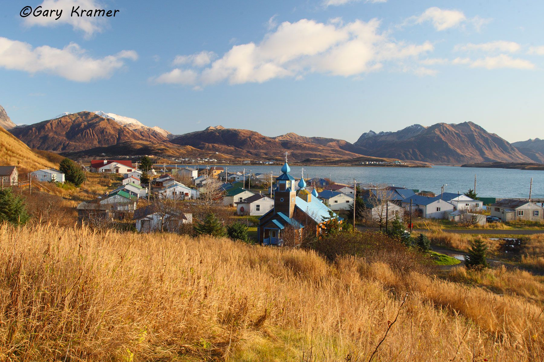 Old Harbor, Kodiak Island, Alaska - NSAO#015d