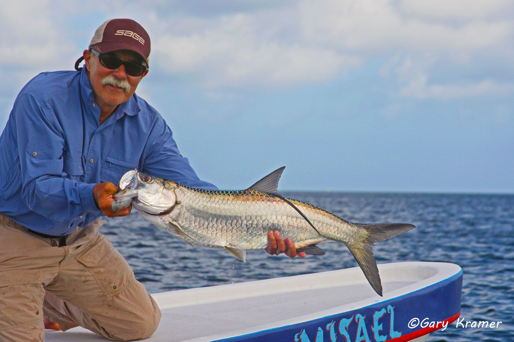 Angler (Alan Sands) with Tarpon, Mexico - NFTw#036d.jpg