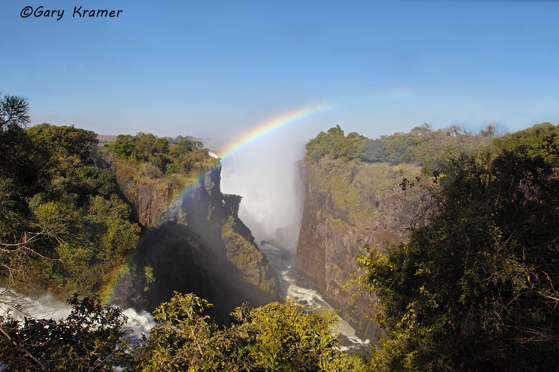 Victoria Falls, Zimbabwe - ASVf#192d