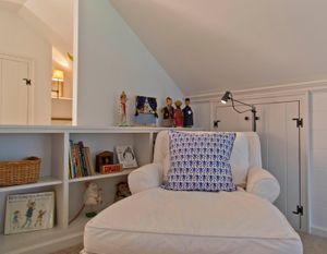 Old Greenwich AntiqueAttic bedroom