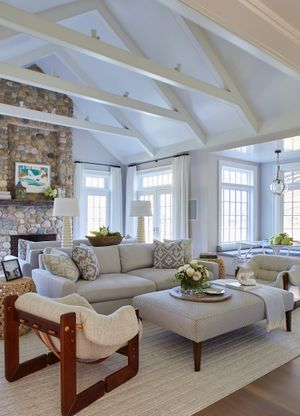 Cape Cod great room