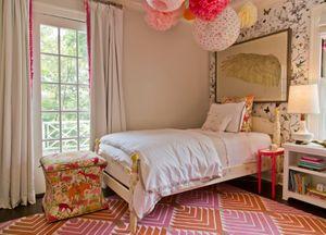 Bronxville colonialGirls bedroom