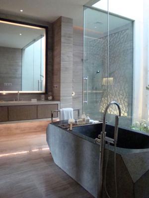 Five Star Hotel, IndiaBathroom