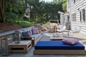 Bronxville colonialOutdoor patio